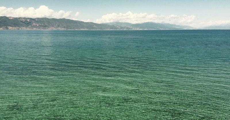 Acqua lago Ohrid (Orcida)