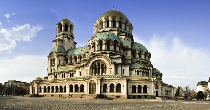 Cattedrale di Alexander Nevsky a Sofia