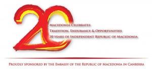 20 anni indipendenza Macedonia