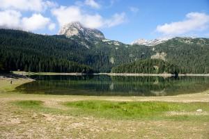 Crno Jezero Lago Nero