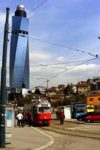 Torre Avaz Twist di Sarajevo