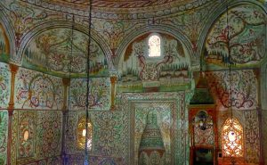 Decorazioni interne moschea Ethem Bey Tirana