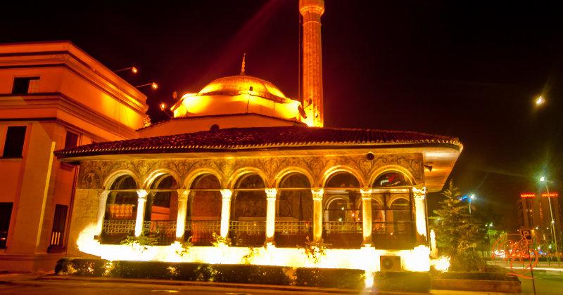 Moschea Ethem Bey Tirana
