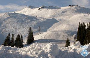 Impianti di risalita centro olimpico Monte Jahorina