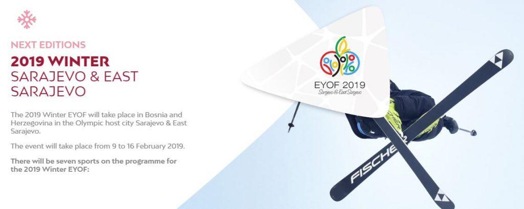 European Youth Olympics Festival 2019