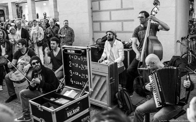 Musica Balcanica al Ferrara Baskers Festival