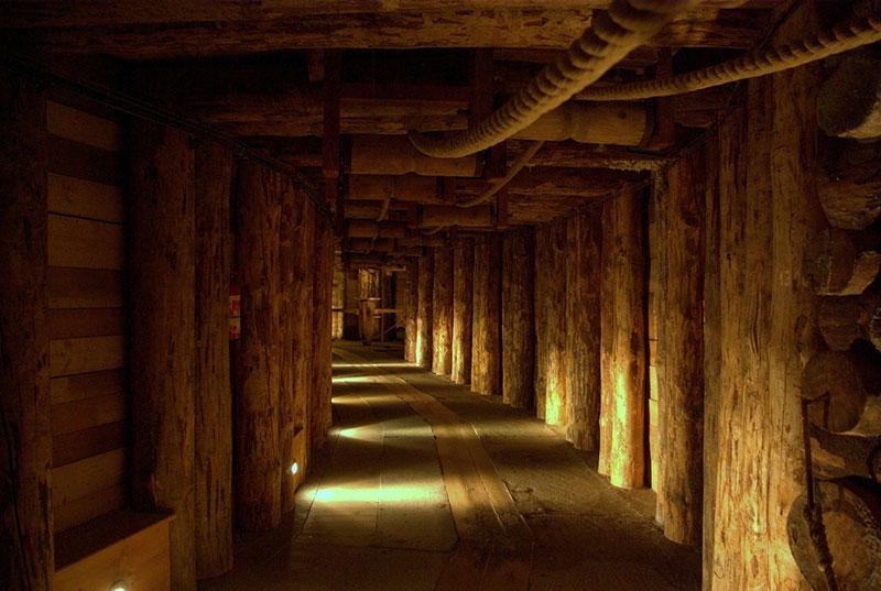 Miniera di sale a Wieliczka