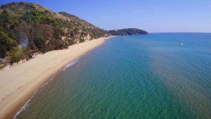 Spiaggia Arenauta Gaeta