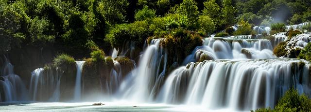 Cascate Krka Croazia